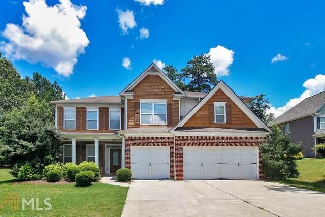 481 Oakbridge Drive, Douglasville, GA 30134 (MLS #8820730) :: Tim Stout and Associates