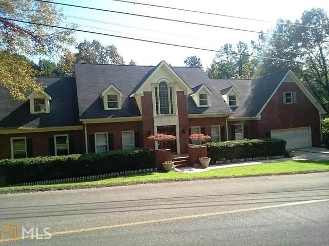31 Saddle Mountain Rd, Rome, GA 30161 (MLS #8820747) :: Keller Williams Realty Atlanta Partners