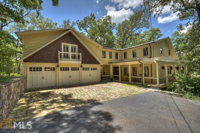 514 Stewart Camp  Pt, Blue Ridge, GA 30513 (MLS #8820868) :: The Realty Queen & Team