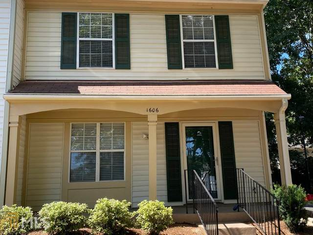 1606 Queen Ann Ct, Sandy Springs, GA 30350 (MLS #8820878) :: BHGRE Metro Brokers
