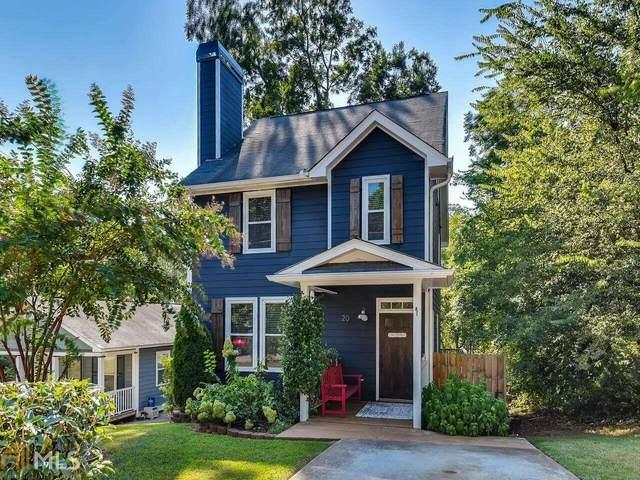 20 Mayson Ave, Atlanta, GA 30317 (MLS #8820892) :: Tim Stout and Associates