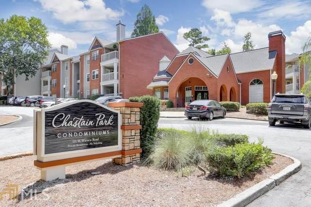 1003 Chastain Park Court Ne, Atlanta, GA 30342 (MLS #8821034) :: The Realty Queen & Team