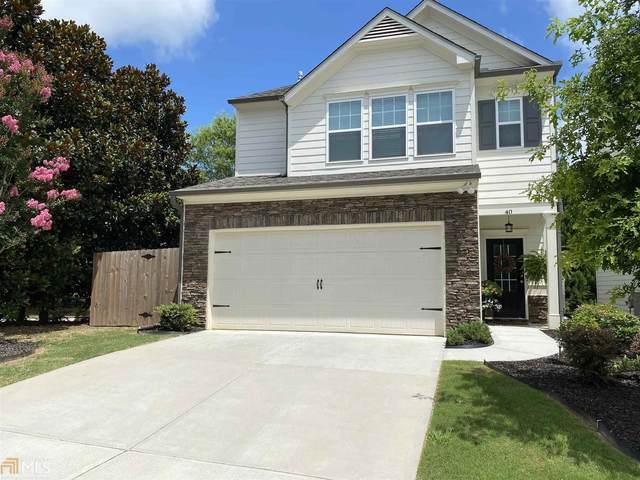 40 Newnan Lakes Drive, Newnan, GA 30263 (MLS #8821129) :: Michelle Humes Group