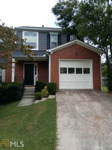 1874 Barrington Overlook, Marietta, GA 30066 (MLS #8821261) :: Keller Williams Realty Atlanta Partners