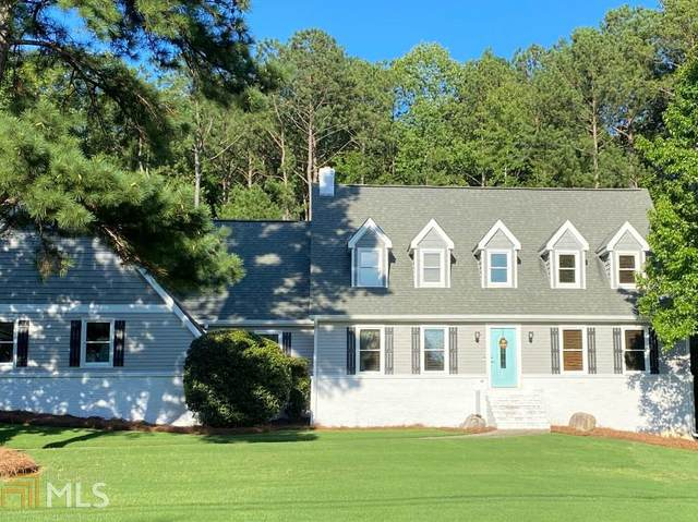 390 Mapledale, Sharpsburg, GA 30277 (MLS #8821345) :: Michelle Humes Group