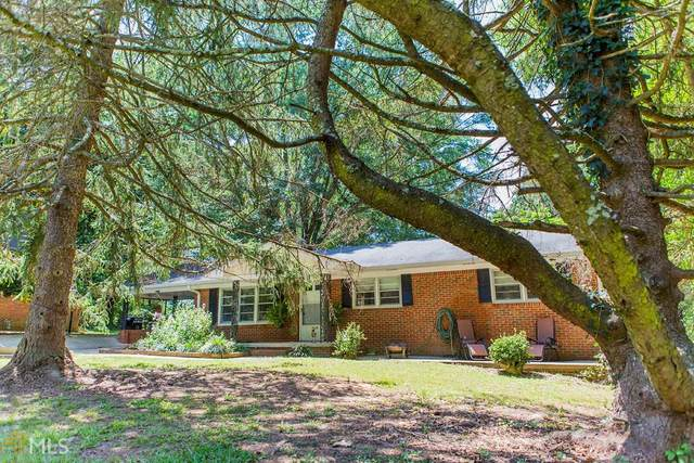 4925 Calhoun Rd, Adairsville, GA 30103 (MLS #8821438) :: Buffington Real Estate Group