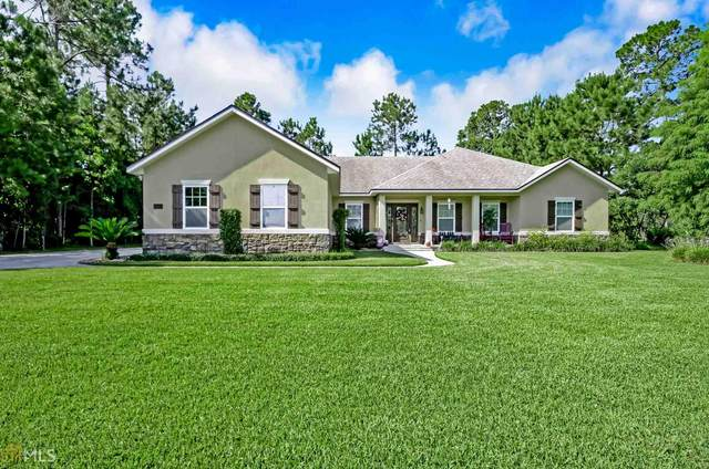 119 Fiddlers Cv, Kingsland, GA 31548 (MLS #8821443) :: The Durham Team