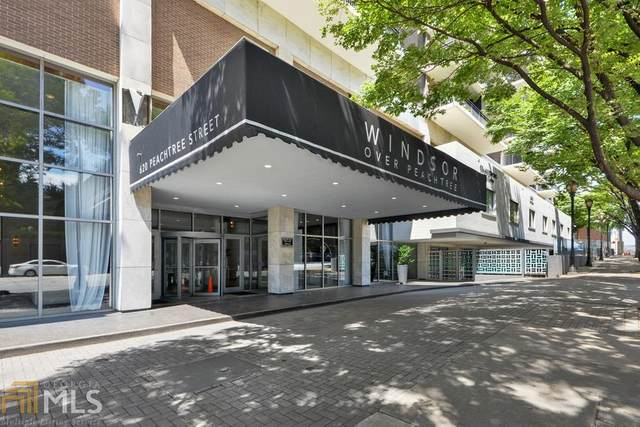 620 Peachtree Street Ne #1112, Atlanta, GA 30308 (MLS #8821544) :: Royal T Realty, Inc.