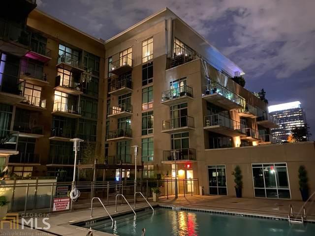 905 Juniper Street Ne #808, Atlanta, GA 30309 (MLS #8821552) :: Royal T Realty, Inc.