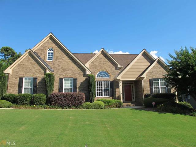 377 Prestwick Dr, Hoschton, GA 30548 (MLS #8821590) :: The Heyl Group at Keller Williams