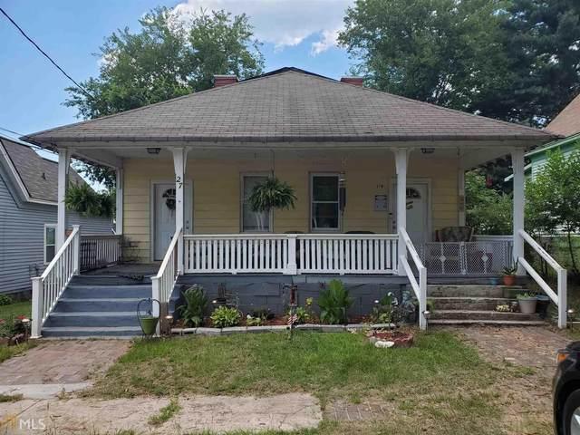 27 Poplar St, Porterdale, GA 30014 (MLS #8821628) :: Buffington Real Estate Group