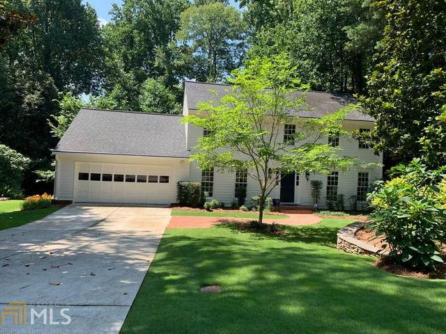5050 Riverhill Road Rd #3, Marietta, GA 30068 (MLS #8821760) :: Rettro Group