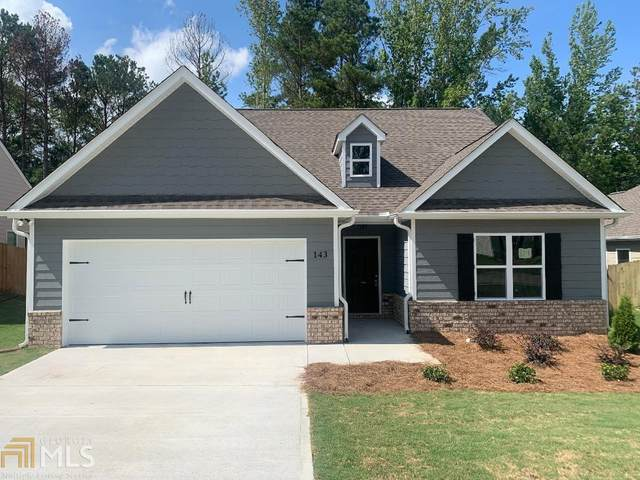 0 Charleston Ln D17, Milner, GA 30257 (MLS #8821776) :: Rettro Group