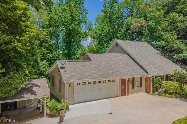 4006 Oak Harbour Ct, Gainesville, GA 30506 (MLS #8821793) :: The Durham Team