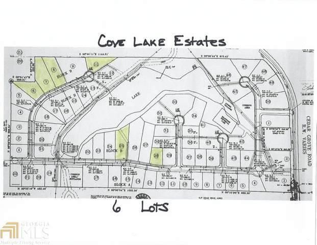 0 Sarah Cove Ct, Conley, GA 30288 (MLS #8821856) :: Athens Georgia Homes