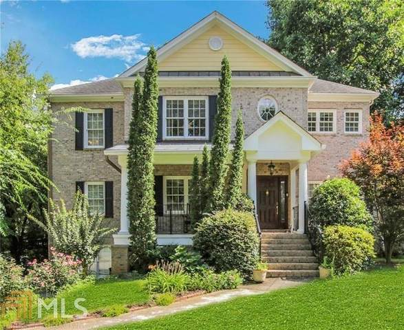 798 Longwood Dr, Atlanta, GA 30305 (MLS #8822049) :: Maximum One Greater Atlanta Realtors