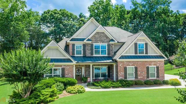 1810 Club Estates Ln, Statham, GA 30666 (MLS #8822061) :: The Heyl Group at Keller Williams