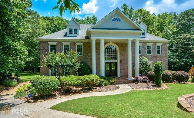 2875 Stoneglen Close, Roswell, GA 30076 (MLS #8822634) :: Bonds Realty Group Keller Williams Realty - Atlanta Partners