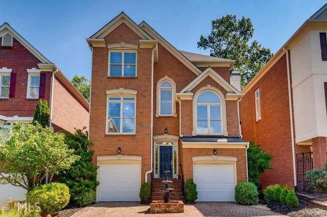 2468 Manor Walk, Decatur, GA 30030 (MLS #8823551) :: Rettro Group