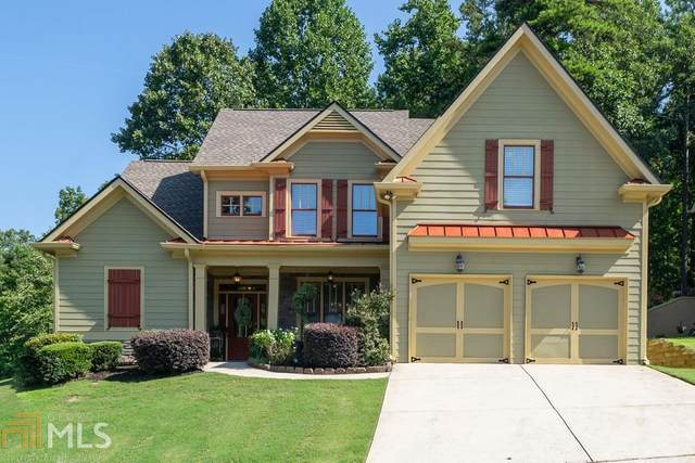 392 Pine Bluff Dr, Dallas, GA 30157 (MLS #8823611) :: Rettro Group