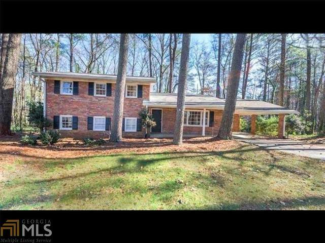 100 Woodlawn Dr, Marietta, GA 30067 (MLS #8823616) :: Team Reign
