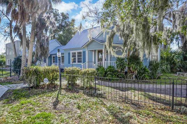 126 Osborne St, St. Marys, GA 31558 (MLS #8823758) :: The Realty Queen & Team