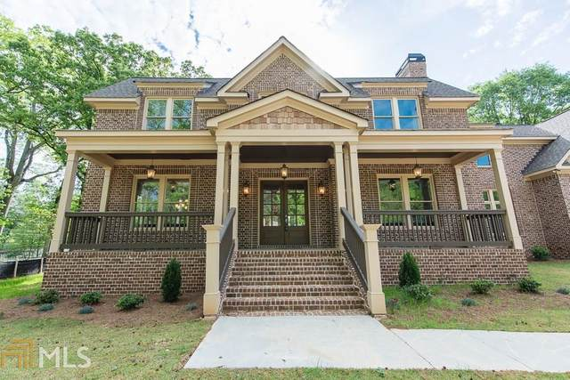 494 Quillian Avenue, Atlanta, GA 30317 (MLS #8823894) :: Crown Realty Group