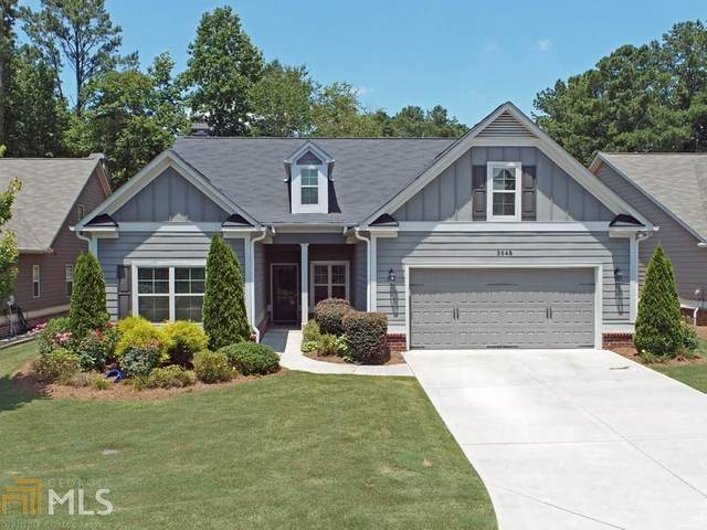 3648 Foxtrot Trl, Kennesaw, GA 30144 (MLS #8823987) :: Athens Georgia Homes