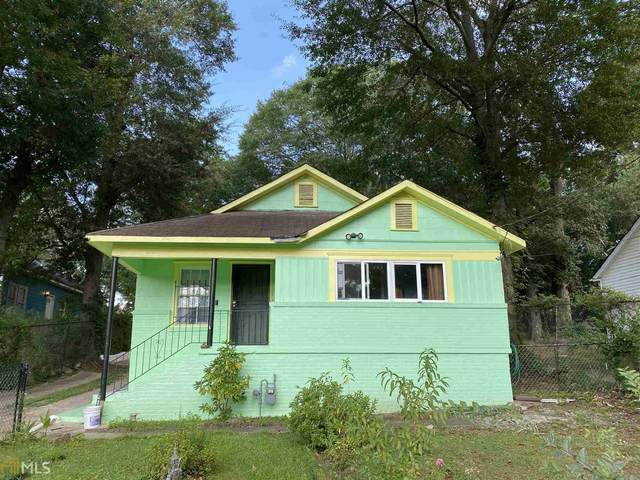 2854 Bayard St, East Point, GA 30344 (MLS #8824071) :: Rettro Group