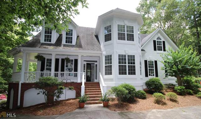 130 Lees Overlook, Fayetteville, GA 30214 (MLS #8824077) :: Buffington Real Estate Group