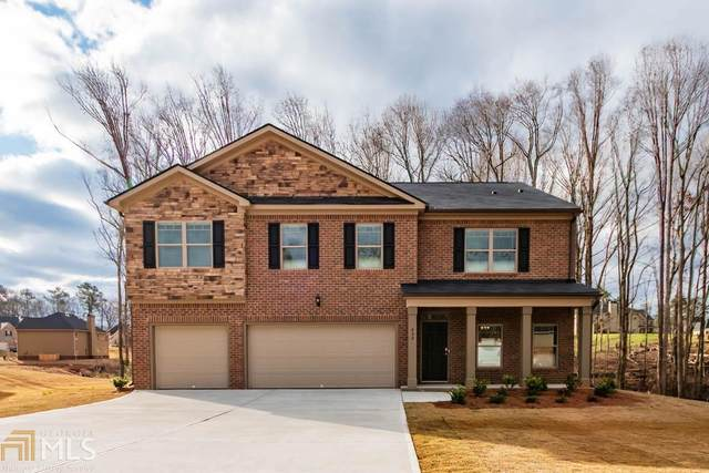 734 Basswood Ave #68, Mcdonough, GA 30252 (MLS #8824270) :: Rettro Group