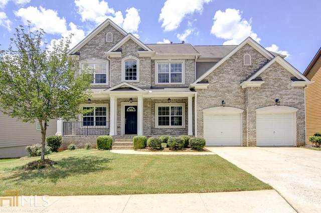 27 Rockridge, Newnan, GA 30265 (MLS #8824362) :: The Durham Team