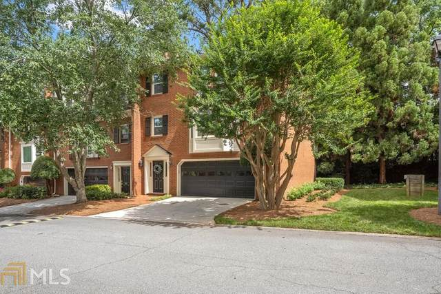 3873 Roswell Rd #11, Atlanta, GA 30342 (MLS #8824618) :: BHGRE Metro Brokers