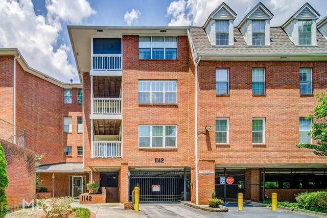 1142 N Jamestown Rd #301, Decatur, GA 30033 (MLS #8824635) :: Tim Stout and Associates