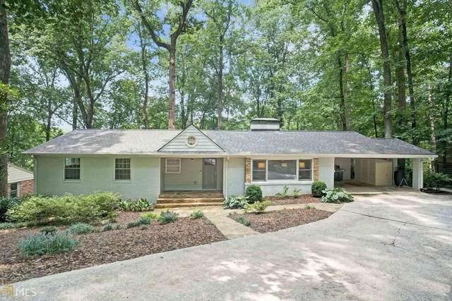 3999 Land O Lakes Dr, Atlanta, GA 30342 (MLS #8825096) :: The Durham Team