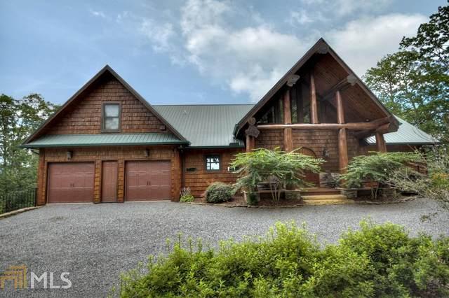 211 Cohutta Ranch Summit 26,27, Blue Ridge, GA 30513 (MLS #8825203) :: Rettro Group