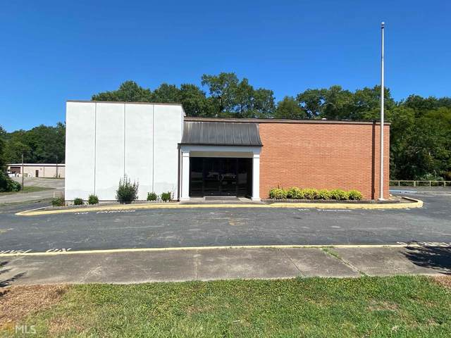 1000 S Wayne St, Milledgeville, GA 31061 (MLS #8825825) :: Rettro Group