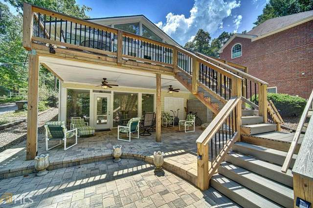 6094 Lake Lanier Heights Rd, Buford, GA 30518 (MLS #8825863) :: Tim Stout and Associates