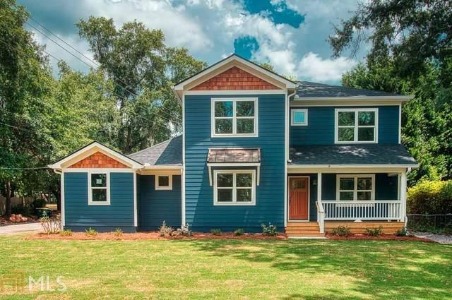 192 Sunset Dr, Athens, GA 30606 (MLS #8826515) :: Athens Georgia Homes
