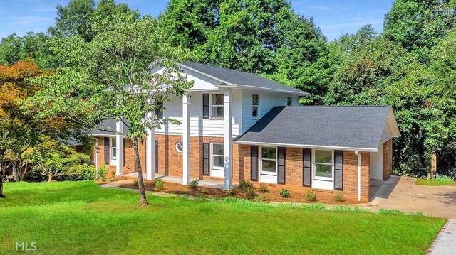 665 Riverhill Dr, Athens, GA 30606 (MLS #8826726) :: Todd Lemoine Team