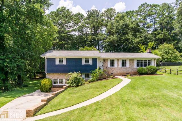 4881 Rockwood Dr, Marietta, GA 30066 (MLS #8826850) :: Maximum One Greater Atlanta Realtors