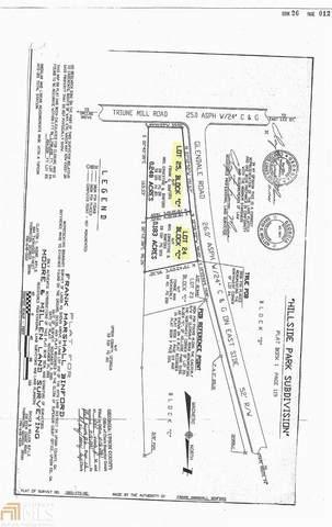 0 Glendale Rd, Thomaston, GA 30286 (MLS #8826939) :: The Heyl Group at Keller Williams