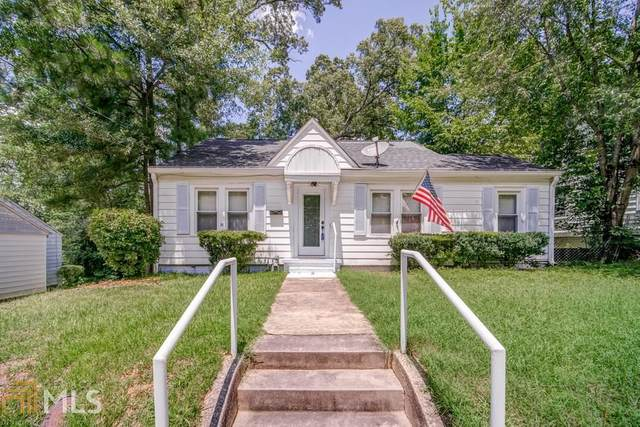 1379 Womack Ave, East Point, GA 30344 (MLS #8826987) :: Crown Realty Group