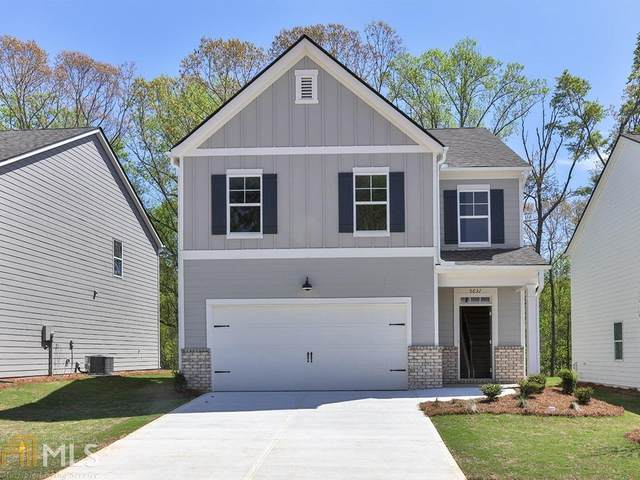 5715 Screech Owl Dr, Flowery Branch, GA 30542 (MLS #8827103) :: Crown Realty Group