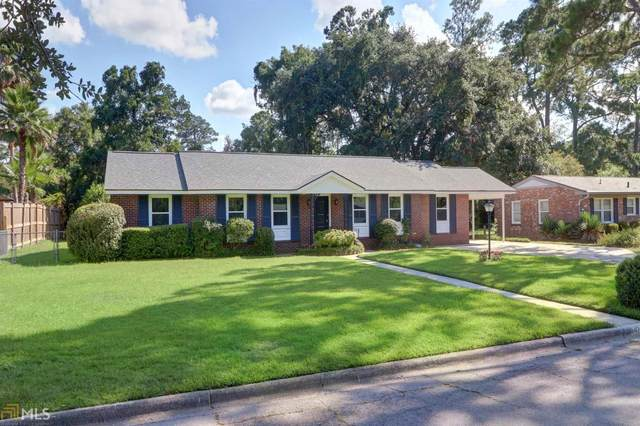 1417 N Camden Cir, Savannah, GA 31406 (MLS #8827273) :: The Realty Queen & Team