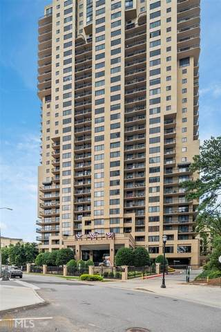 3481 Lakeside Dr #2103, Atlanta, GA 30326 (MLS #8827387) :: Rettro Group