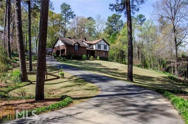 120 Hodges Cir, Milledgeville, GA 31061 (MLS #8827436) :: Rettro Group