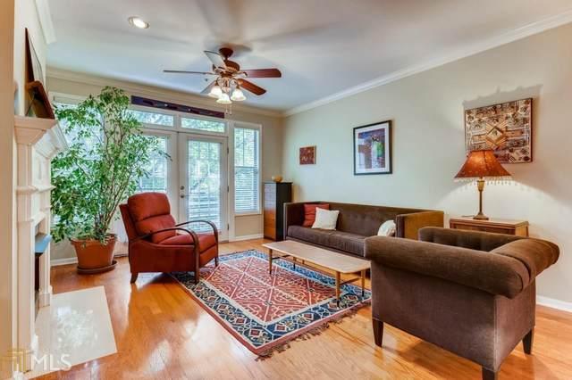225 E Ponce De Leon Ave #305, Decatur, GA 30030 (MLS #8827508) :: Crown Realty Group