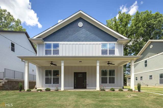 360 Seventh Ave, Scottdale, GA 30079 (MLS #8827620) :: Athens Georgia Homes