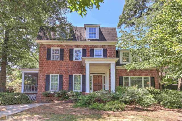213 Rutherford St, Athens, GA 30605 (MLS #8827675) :: Crown Realty Group